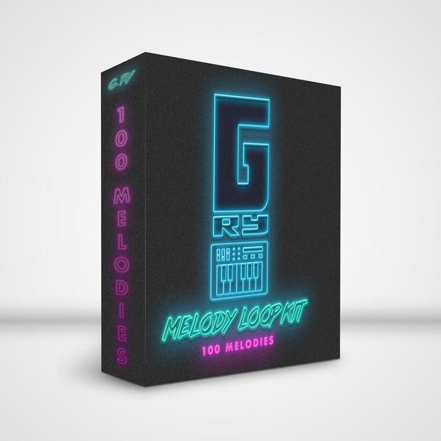 G Ry Melody Loop Pack