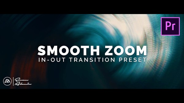 FREE SMOOTH ZOOM IN-OUT Transitions Preset for Premiere Pro