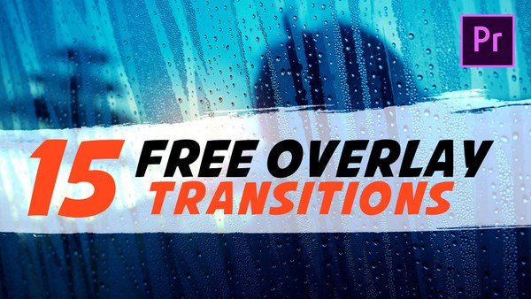 15 FREE Matte Overlay Transition Pack for Premiere Pro
