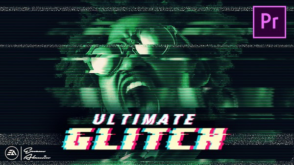 The Ultimate Glitch Presets Pack for Premiere Pro