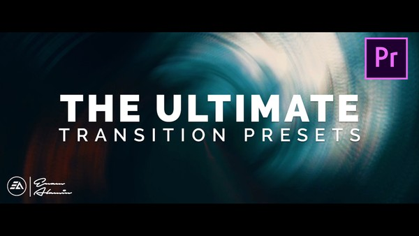 The Ultimate Smooth Transition Presets Pack for Premiere Pro