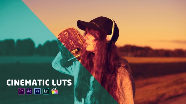 35 FREE Cinematic Vintage LUTs
