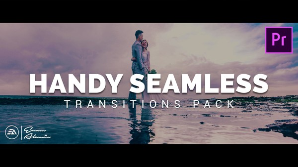 Premiere Pro Handy Seamless Transitions Pack