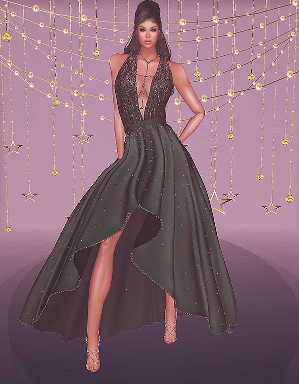 NY Hope Gown