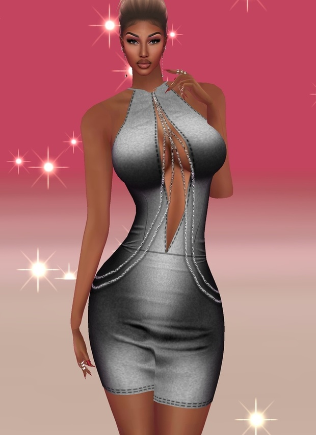 6 Beautiful Black Girls Mesh Heads + Gifts