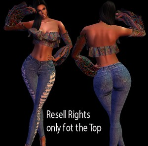 Boho 2 OutFits Resell Rights