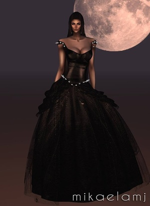 Wicked Ball Gown