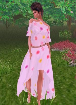 Gipsy Fiori Dress
