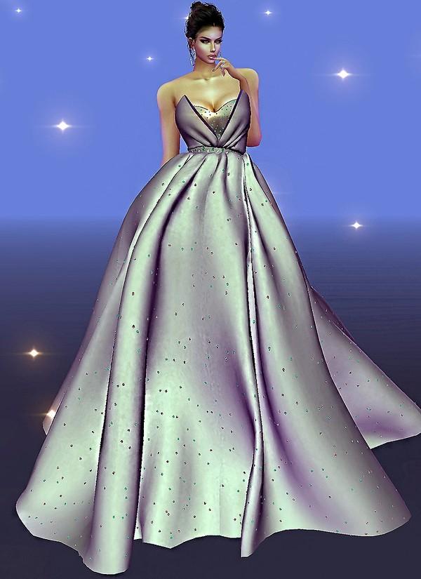 Star Light Gown