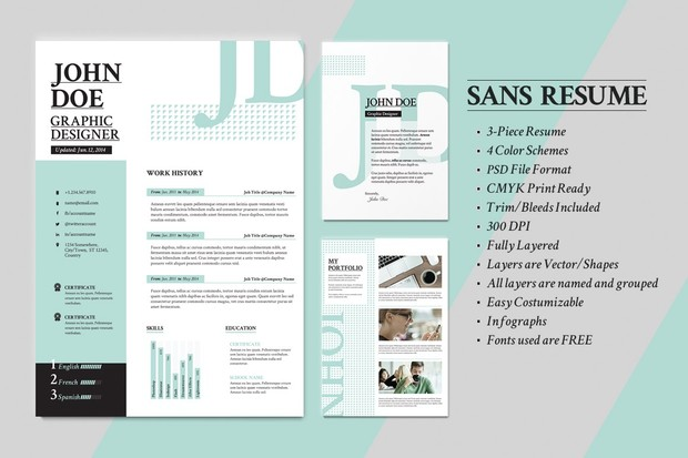 By Photo Congress Best Resume Color Schemes