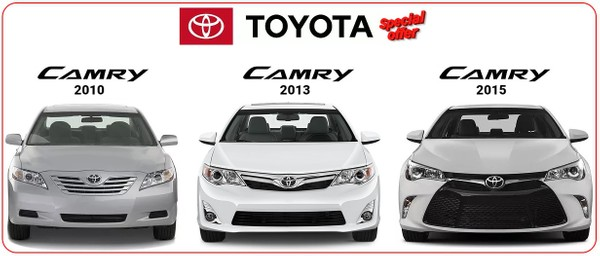 TOYOTA CAMRY 2010-2013-2015 GSIC WORKSHOP MANUAL