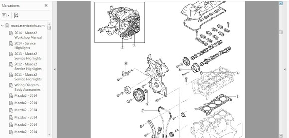 Mazda 2 Wiring Diagram Download