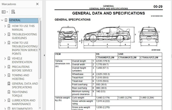 mitsubishi evo 3 wiring diagram pdf mitsubishi lancer evo 1998 2006 repair service manuals  mitsubishi lancer evo 1998 2006 repair