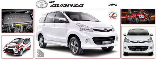 TOYOTA AVANZA 2012 GSIC WORKSHOP MANUAL
