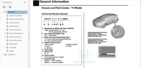 Honda Crz 2011 2012 Service Manual Autoservicemanual567