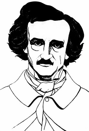 Reading to Write: Edgar Allan Poe Large Font