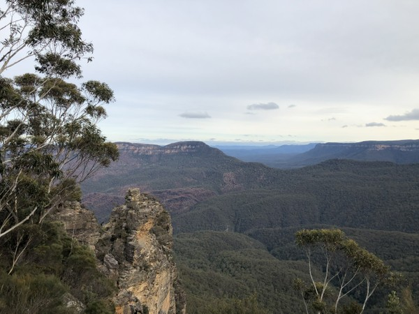 Blue Mountains Haiku Images