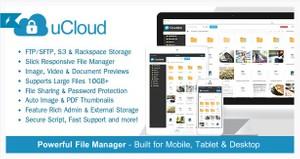 uCloud - File Hosting Script