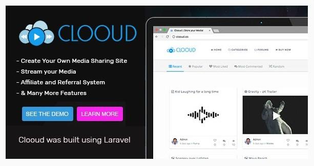Clooud - Premium Media