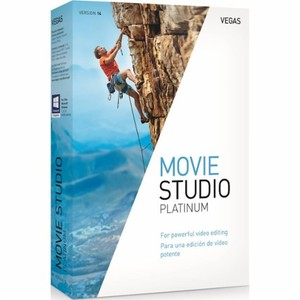 MAGIX VEGAS Movie Studio Platinum 15.0.0.116 Full: