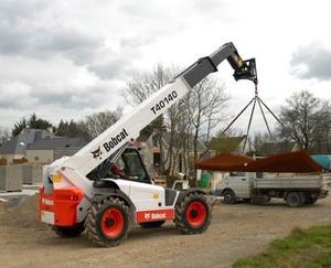 Bobcat T40140, T40170 Telescopic Handler Service Repair Manual (S/N A8GA11001, A8GB11001 & Above)