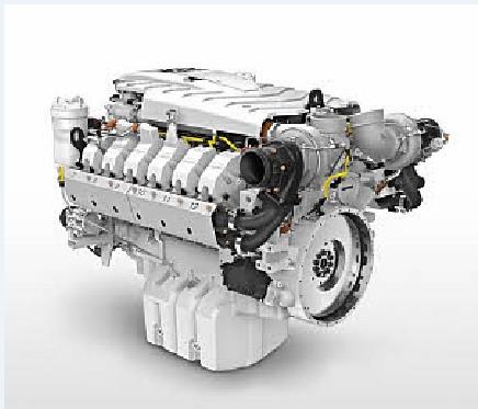 Liebherr D9512 A7 / D9512 A7-00 Diesel Engine Service Repair Workshop Manual DOWNLOAD