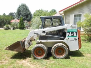 Bobcat 751 Skid Steer Loader Service Repair Manual DOWNLOAD (S/N 515711001 ,  515611001 & Above)