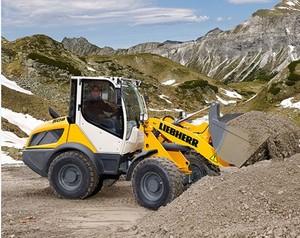Liebherr L508 - 1261 Wheel loader Service Repair Workshop Manual DOWNLOAD