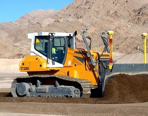 Liebherr PR736 Crawler Dozer Service Repair Workshop Manual DOWNLOAD