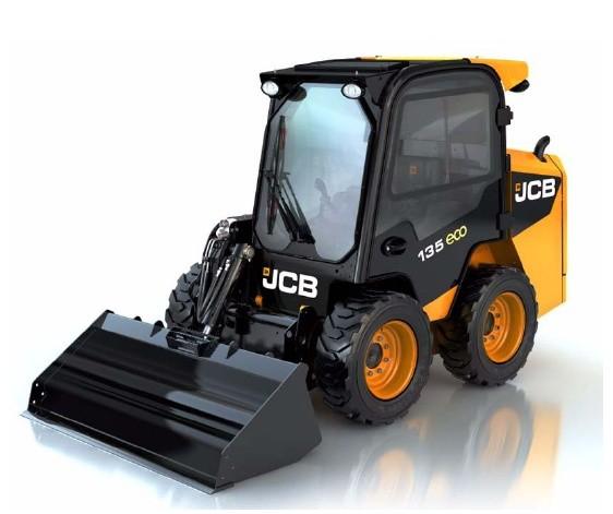 JCB 135, 155, 175, 190, 205, 150T, 190T, 205T Skid Steer Loader (ROBOT) Service Repair Manual