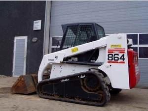 Bobcat 864, 864 High Flow Skid Steer Loader Service Repair Manual DOWNLOAD (S/N 516911001 & Above)