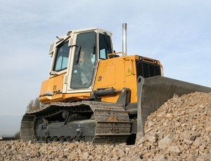 Liebherr PR714 Series 4 Litronic Crawler Dozer Service Repair Workshop Manual DOWNLOAD