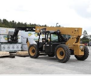 Caterpillar Cat TL642C TL943C Telehandler Service Repair Workshop Manual DOWNLOAD