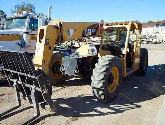 Caterpillar Cat TL642 TL943 Telehandler Service Repair Workshop Manual DOWNLOAD