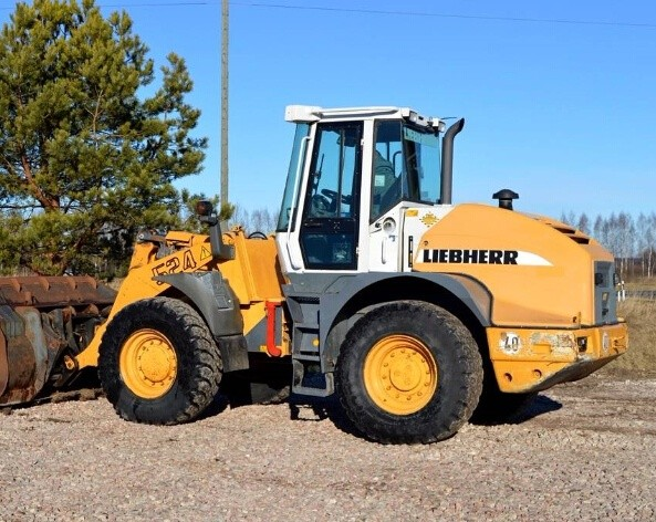 Liebherr L524 L534 L538 Wheel loader Service Repair Workshop Manual DOWNLOAD