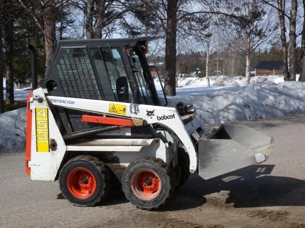 Bobcat 450, 453 Skid Steer Loader Service Repair Manual ( S/N 561711001 & Above , 561811001 & Above)