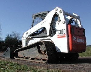 Bobcat T300 Turbo, T300 Turbo High Flow Compact Track Loader Service Repair Manual