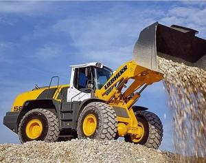 Liebherr L544 L554 L564 L574 L580 Wheel Loader Service Repair Workshop Manual DOWNLOAD