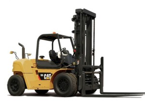 Caterpillar Cat DP100N DP120N DP135N DP150N DP160N Forklift Lift Trucks Parts Manual Download