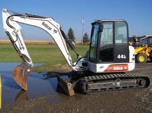 Bobcat 442 Compact Excavator Service Repair Manual (S/N ADBR11001 & Above, S/N ADBS11001 & Above)
