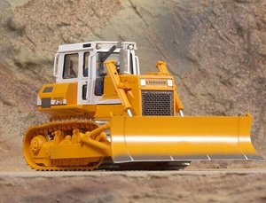 Liebherr PR711 PR721C PR731C PR741C PR751 Crawler Dozer Service Repair Workshop Manual DOWNLOAD