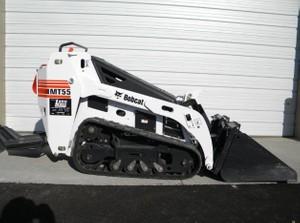 Bobcat MT52, MT55 Mini Track Loader Service Repair Manual (S/N 528711001 & Above....)