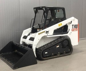 Bobcat T140 Compact Track Loader Service Repair Manual (S/N A3L720001 & Above,A3L820001 & Above)