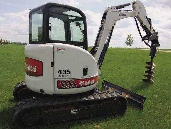Bobcat 435 Compact Excavator Service Repair Workshop Manual DOWNLOAD ( S/N AACB11001 & Above... )