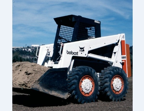 Bobcat 980 Skid Steer Loader Service Repair Workshop Manual DOWNLOAD
