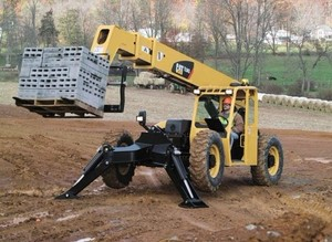Caterpillar Cat TL642 Telehandler Parts Manual Download