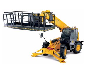 JCB LK1 Personnel Platform (Supplement) Telescopic Handler Service Repair Workshop Manual DOWNLOAD