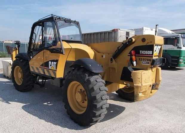 Caterpillar Cat TH360B TH560B Telehandler Service Repair Workshop Manual DOWNLOAD