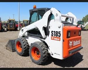 Bobcat S185 Skid - Steer Loader Service Repair Manual DOWNLOAD (S/N A3L911001 & Above... )