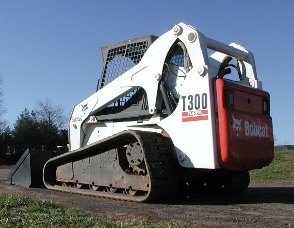 Bobcat T300 Turbo T300 Turbo High Flow Compact Track Loader Service Repair Manual